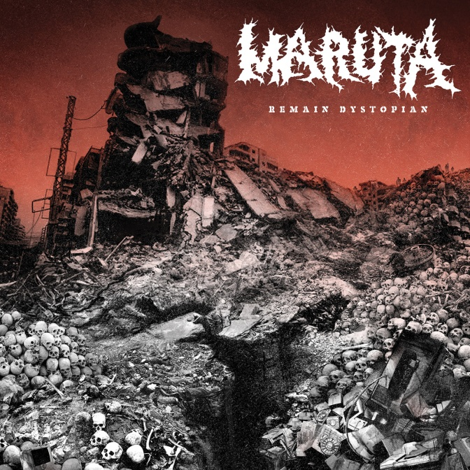 Maruta album details! @marutagrindcore @relapse records