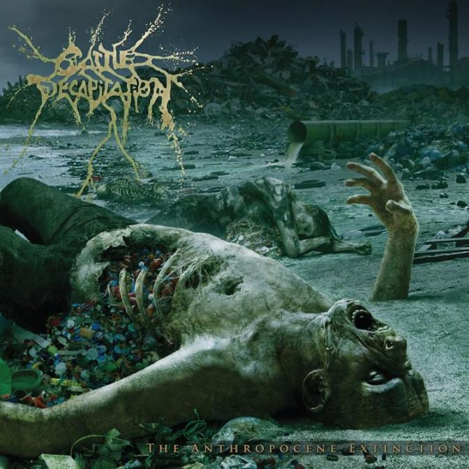 The Anthropocene Extincion  Review  @cattledecap @EarsplitPR