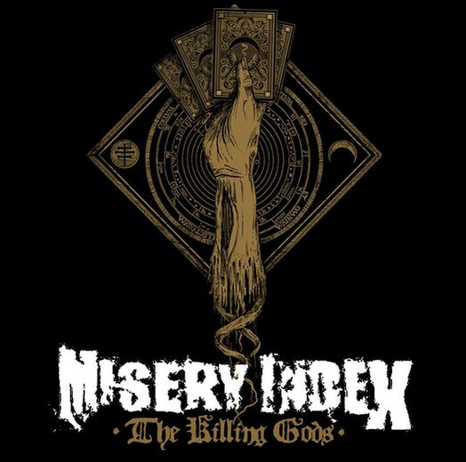 "Misery Index newest video "" The Harrowing"""