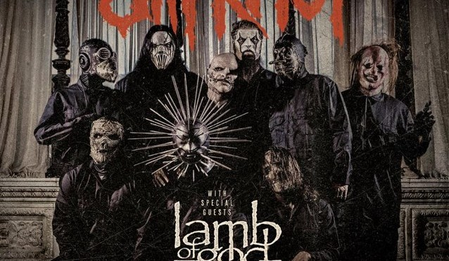 "Slipknot's "" Summers Last Stand"" Tour With Lamb of God @slipknot  @lambofgod @MIWband @bfmvofficial"