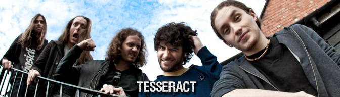 Tesseract Fans Stream their DVD at Metal Injection @tesseractband