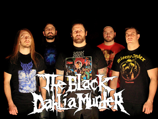 "@bdmmetal  The Black Dahlia Murder premier video for "" Receipt"""