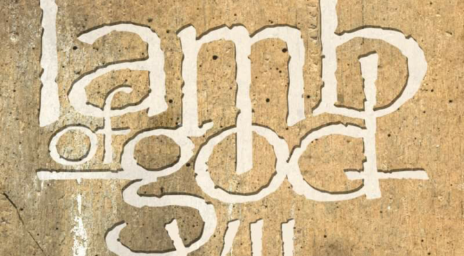 "Lamb of God put up video for "" 512″ !!! @lambofgod"