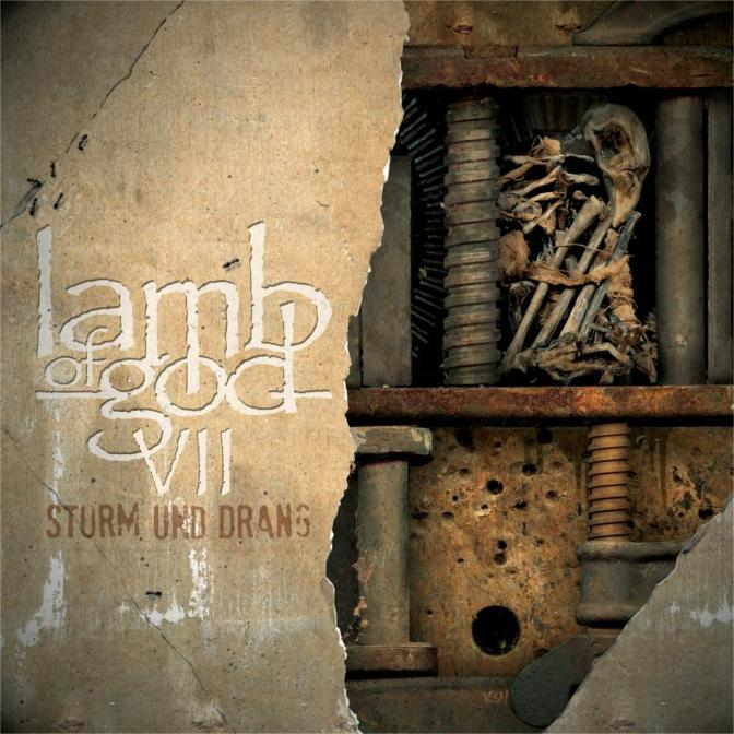 VII: Sturm Und Drang album review @Lambofgod @Epic_Records