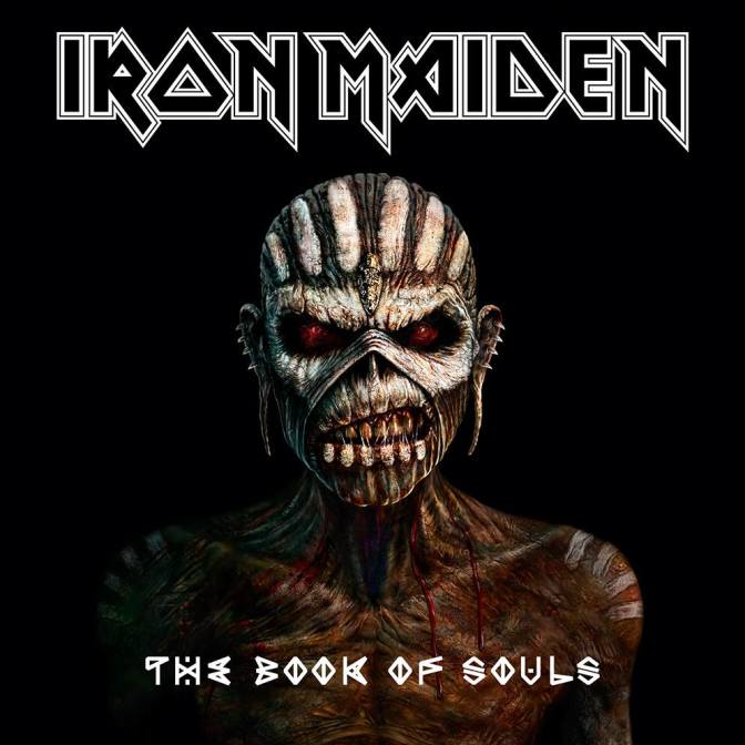 Iron Maiden's The Book Of Souls album Review