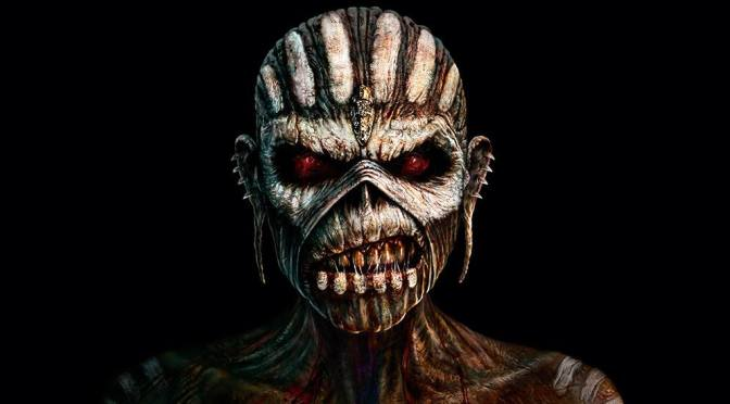 Iron Maiden Speed of Light Video released @ironmaiden