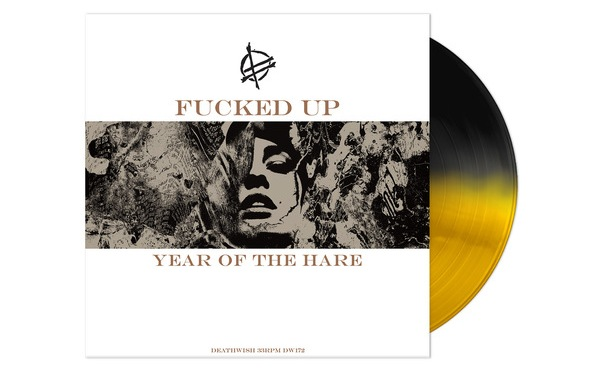 Year of the Hare today by Fucked Up    @fuckedup