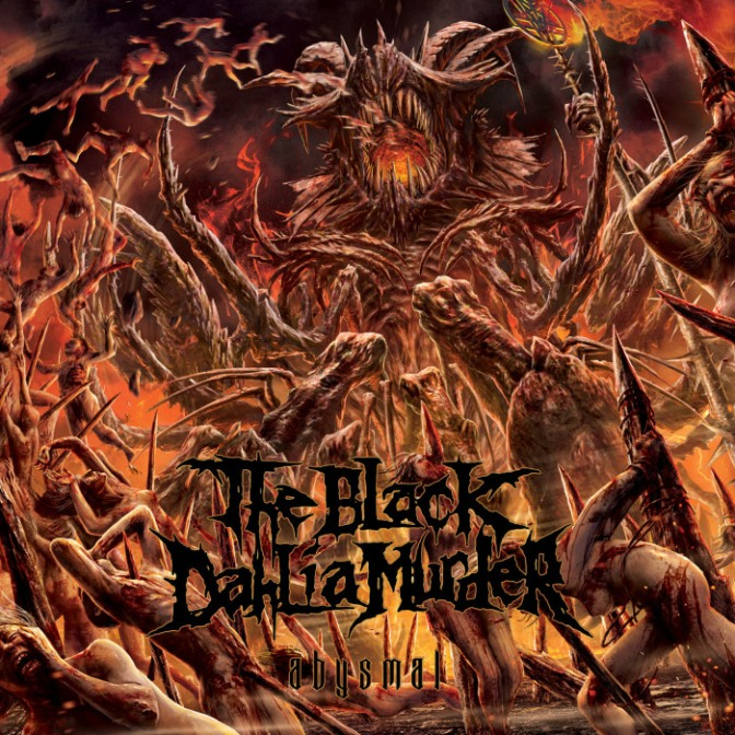 The Black Dahlia Murder's new album is titled Abysmal!