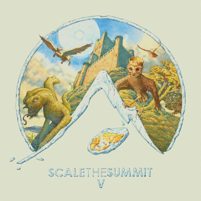 "Scale The Summit premier video for ""Blue Sun"""