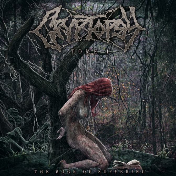 Cryptopsy release video for Detritus \m/