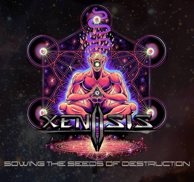 Xenosis- Sowing The Seeds Of Destruction 7/10