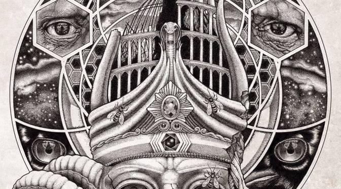 Antlion- The Prescient album review 8/10