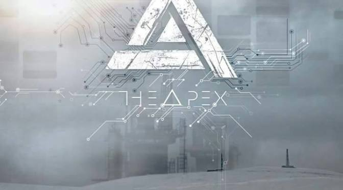 "The Apex ""Glass Walls"" live video footage  and album stream"