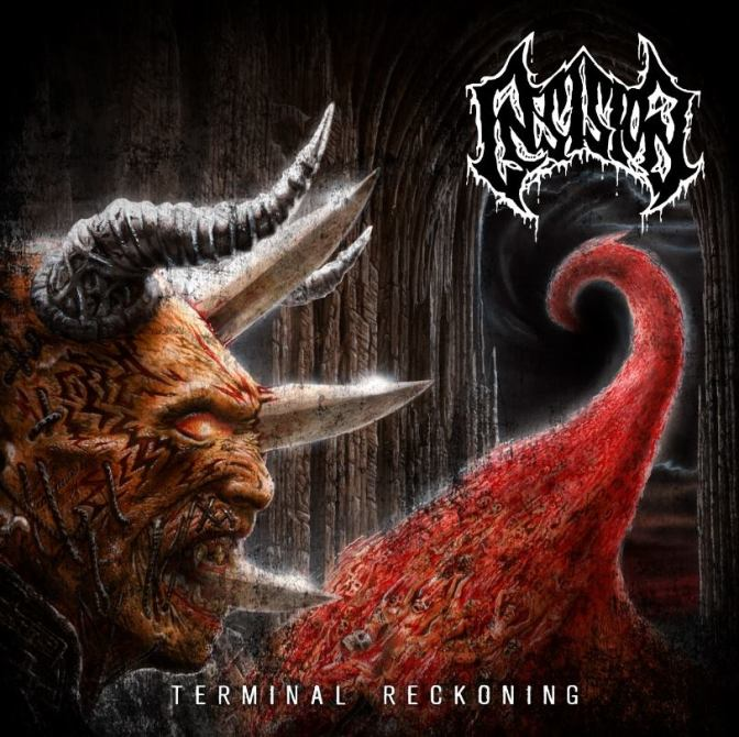 Insision streaming the track SHAPESHIFTING from their upcoming album Terminal Reckoning \m/