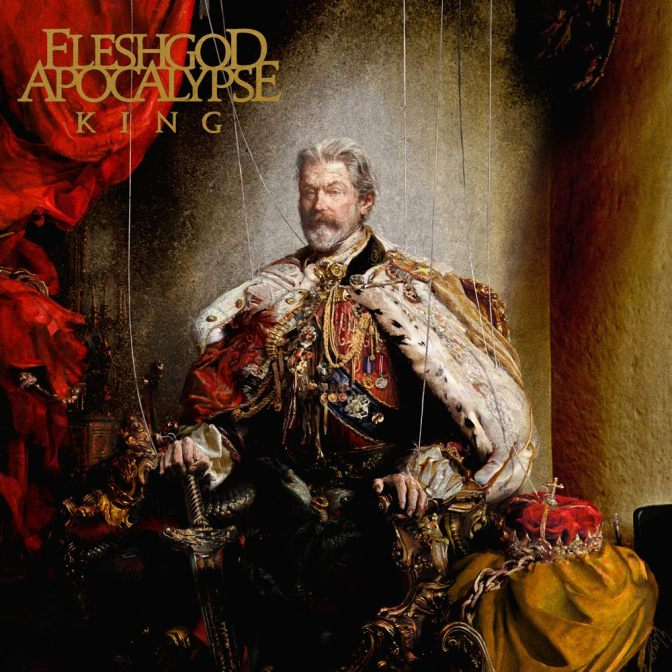 """The Fool"" single released by Fleshgod Apocalypse"