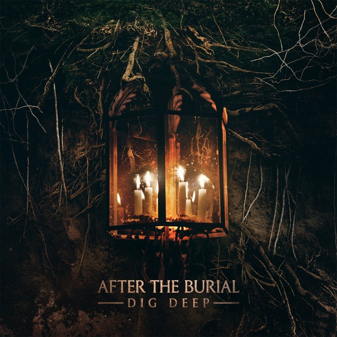 After The Burial- Dig Deep album Review 9/10
