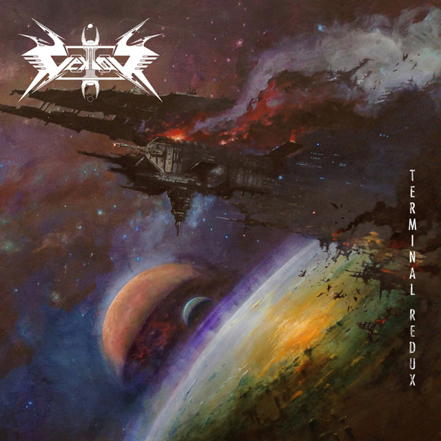 "Vektor release new audio for ""Pillars of Sand"" from their upcoming album Terminal Redux"