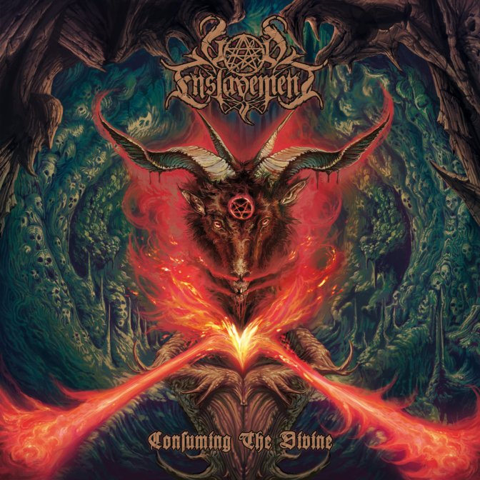 "God Enslavement's debut album ""Consuming The Divine "" review"