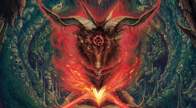 "God Enslavement's debut album ""Consuming The Divine "" review"