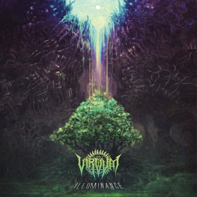 "Virvum unveil the track list and album art for their upcoming album titled ""Illuminance"""