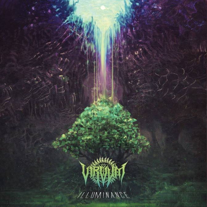 Virvum-Illuminance album review 9/10 \m/