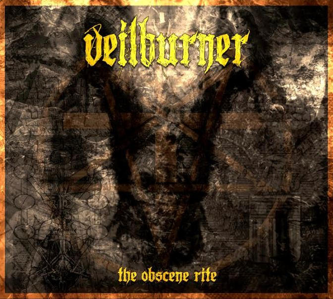 "Pennsylvania Blackened Death Duo Veilburner set to release new album ""The Obscene Rite"" Sept 30th"