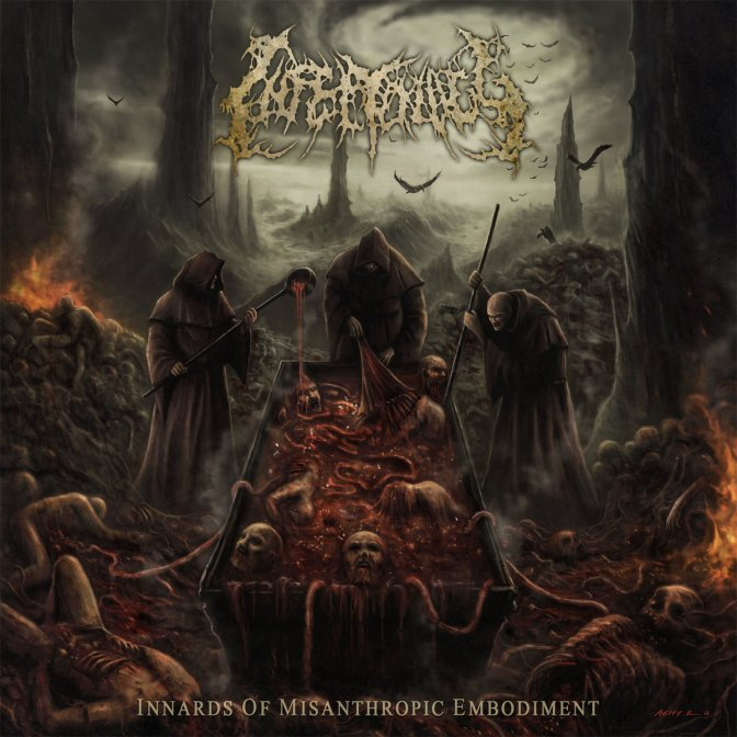 Infectology- Innards Of Misanthropic Embodiment 7/10