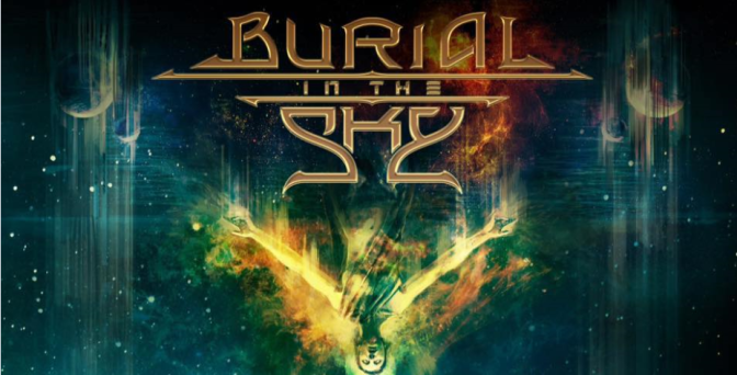 Burial In The Sky- Persistence Of Thought- Album Review 8/10 \m/