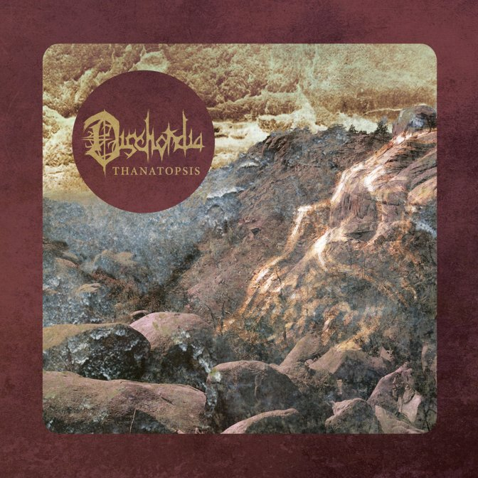 Dischordia- Thanatopsis album review 8/10 \m/