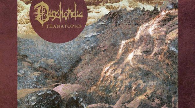 Dischordia- Thanatopsis album review 8/10 \m/