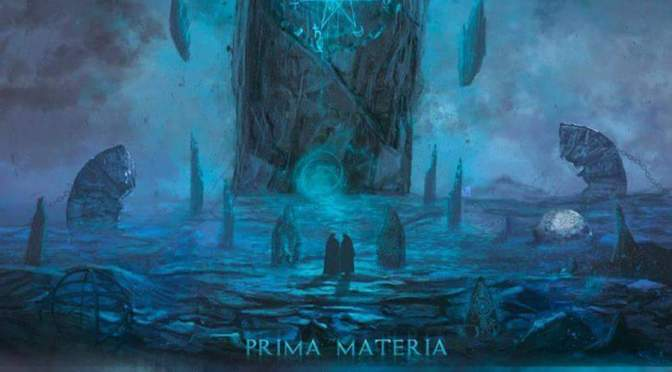 "The Devil's Due- December 14th- Man Made God- ""Prima Materia"" Review 7/10 \m/"