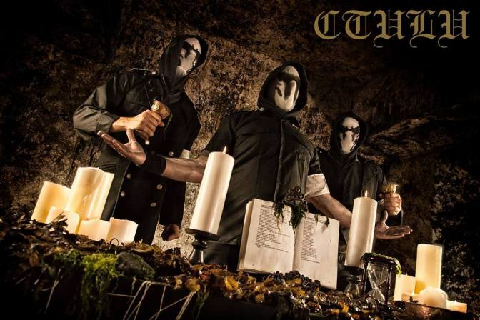 "The Devil's Due- December 17th- Ctulu- ""Ctulu""- Review 7/10 \m/"