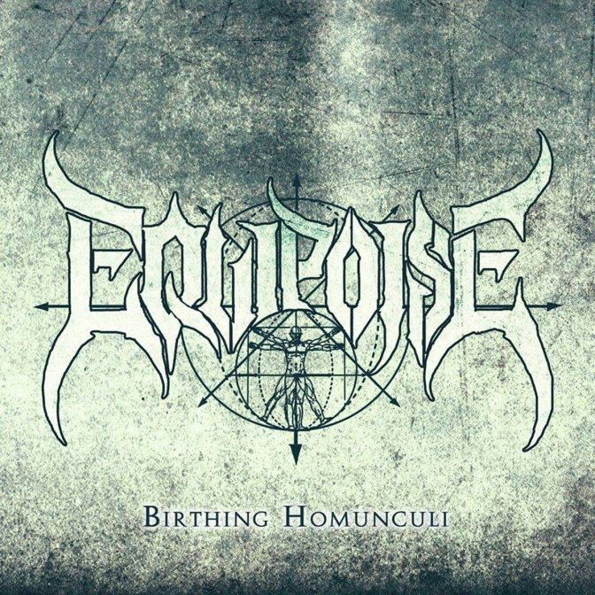 "The Devil's Due- Dec-4th Equipoise- ""Birthing Homunculi"" album review 7/10 \m/"