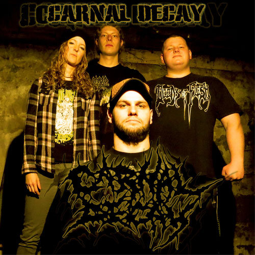 Carnal Decay – You Owe You Pay- 6.8 \m/