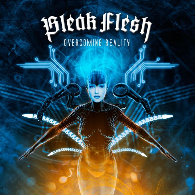 Bleak Flesh- Overcoming Reality 9.5/10 \m/