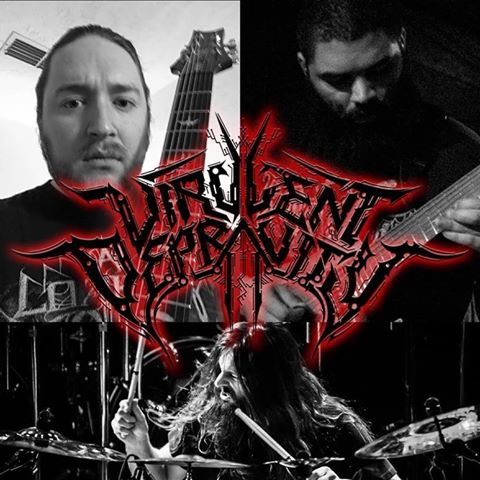 Virulent Depravity band photo