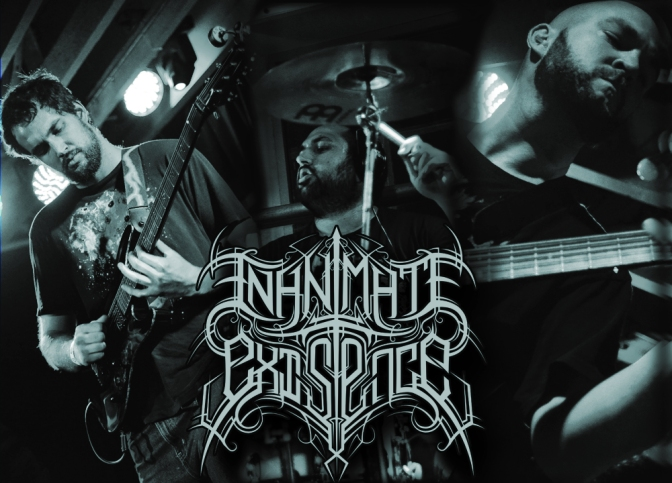 Inanimate Existance- Underneath a Melting Sky- Album Review – 9.9/10 \m/