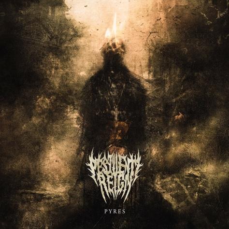 Pestilent Reign album art
